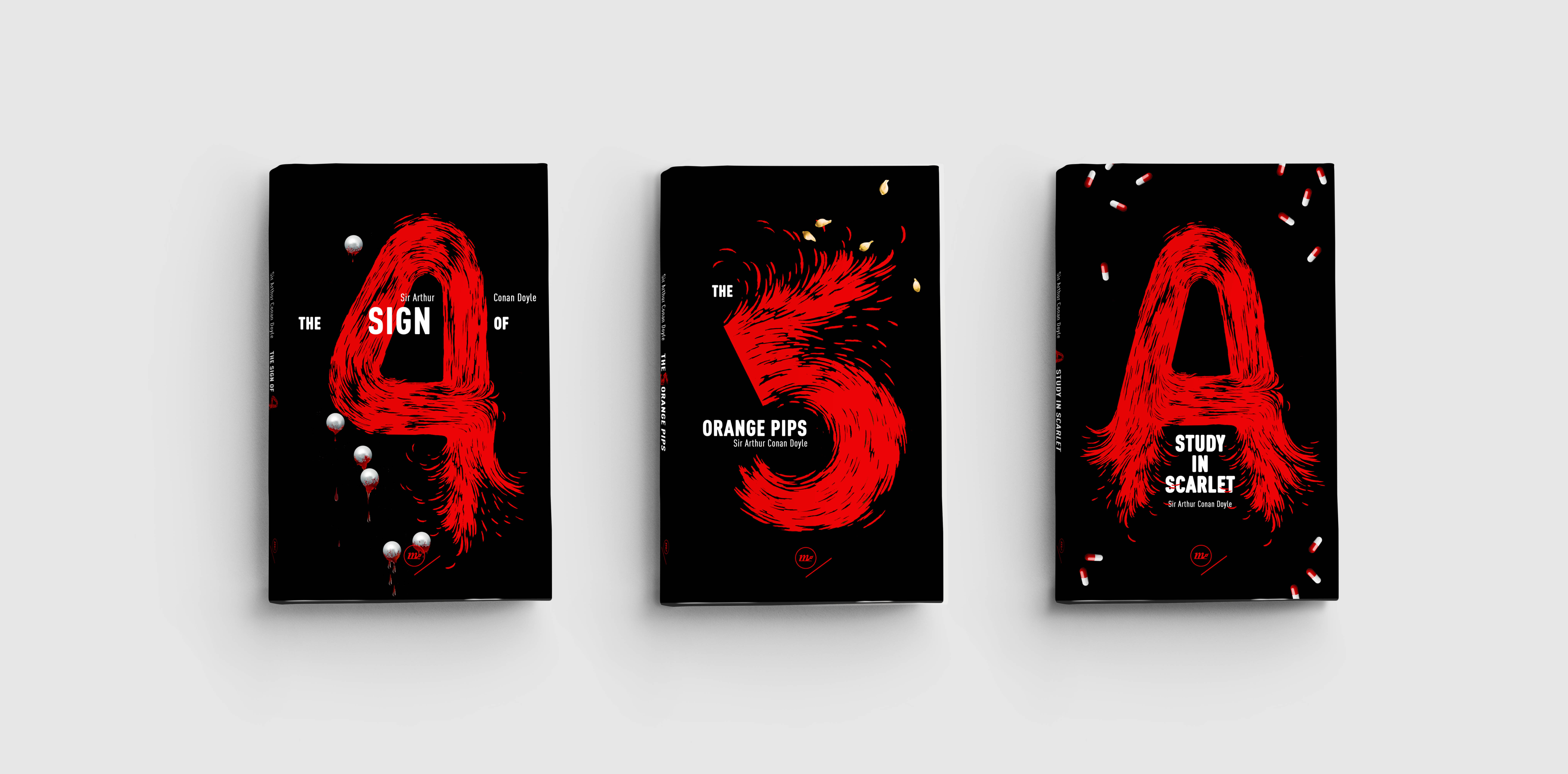 book jacket concept