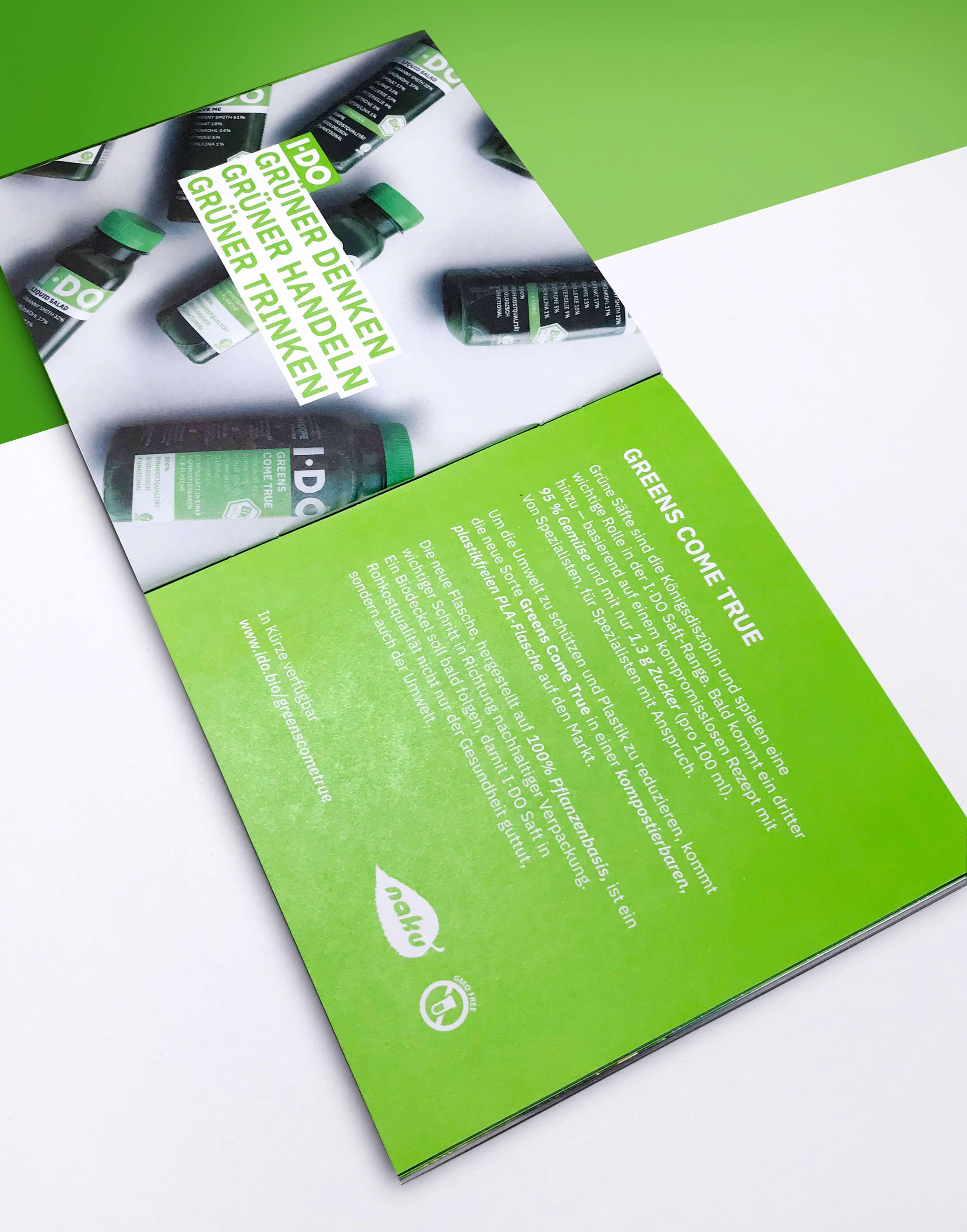 Gestaltung von mehrere Marketing und Werbemittel, Booklets, Flyers, Corporate Design, Rebranding, Editorial Design, Druckdatenerstellung waren meine Leistungen