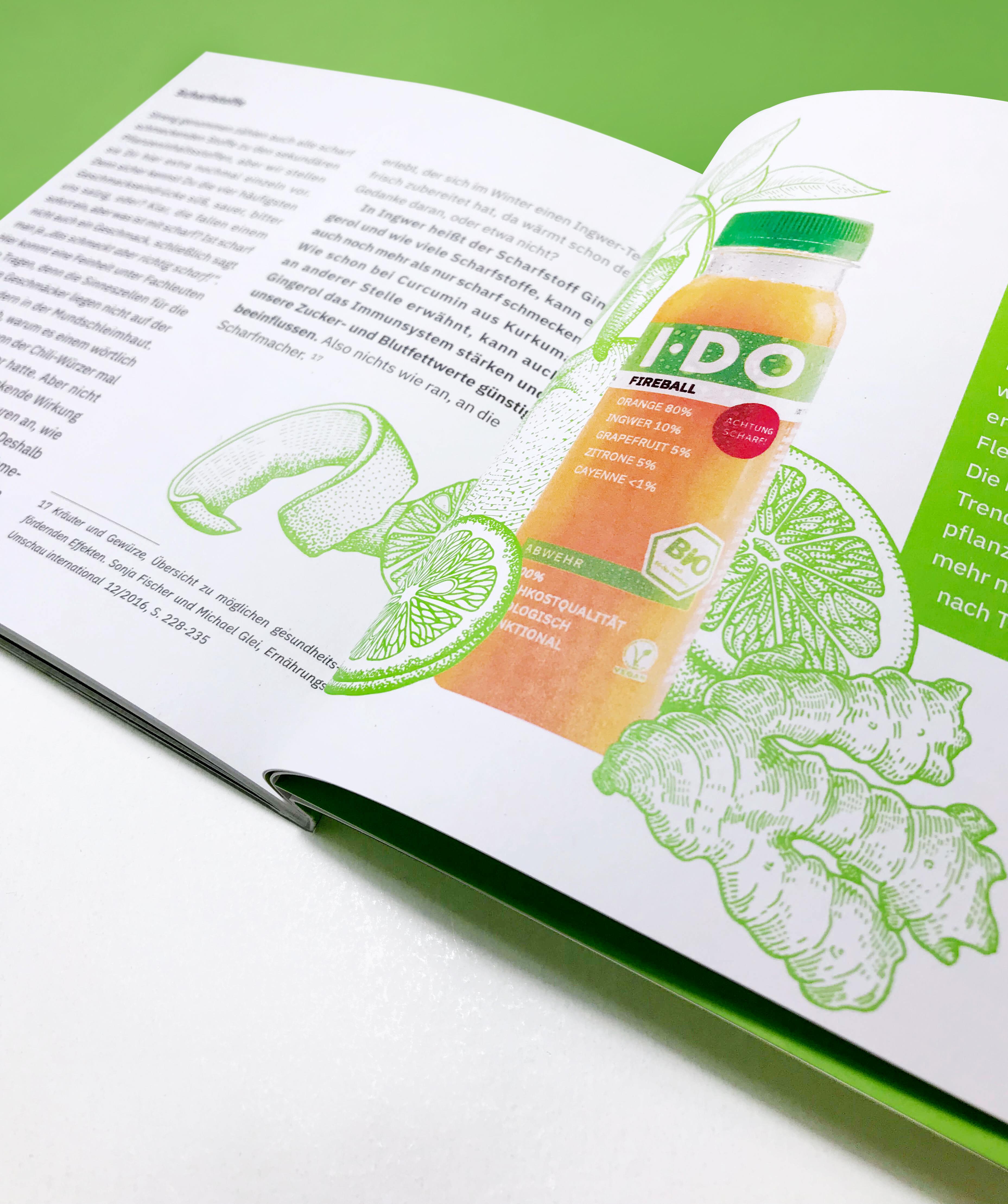 Gestaltung von Anna Sette: mehrere Marketing und Werbemittel, Booklets, Flyers, Corporate Design, Rebranding, Editorial Design, Druckdatenerstellung waren meine Leistungen